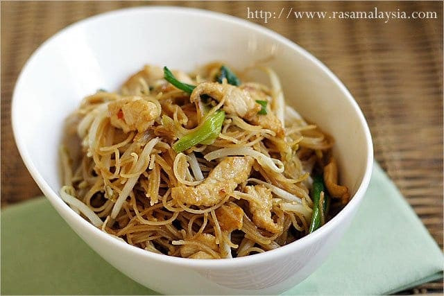 How To Cook Rice Noodles  Fried Rice Vermicelli