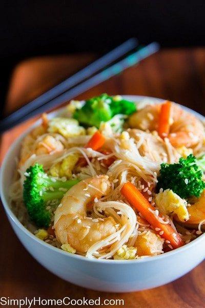 How To Cook Rice Noodles  how to cook rice noodles for stir fry