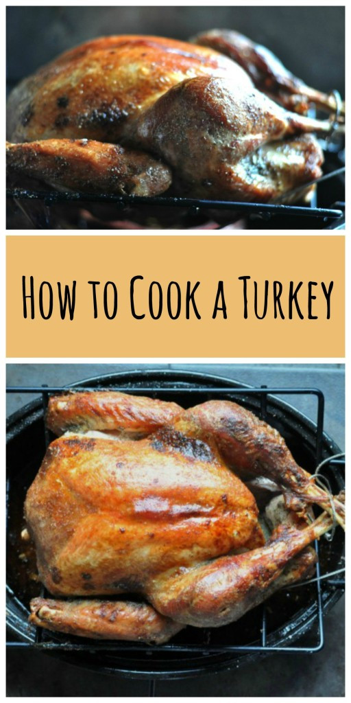 How To Cook Thanksgiving Turkey  How to Cook a Turkey Dining with Alice