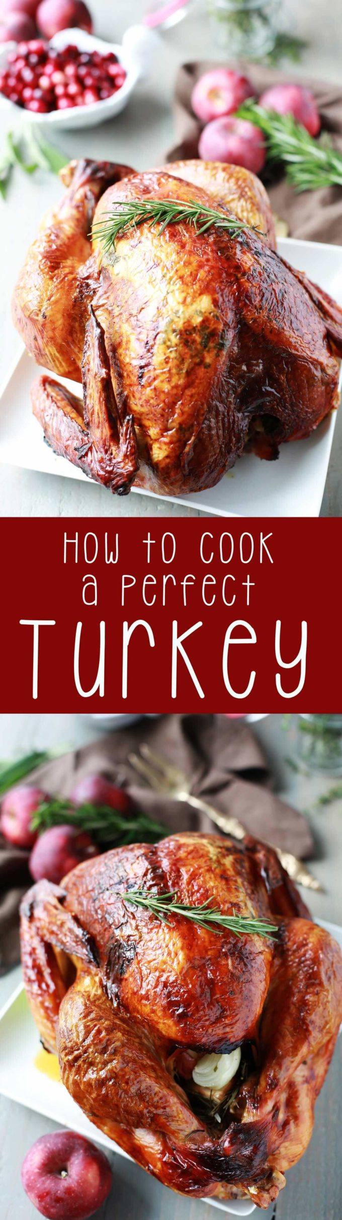 How To Cook Thanksgiving Turkey  How to Cook a Perfect Turkey Eazy Peazy Mealz
