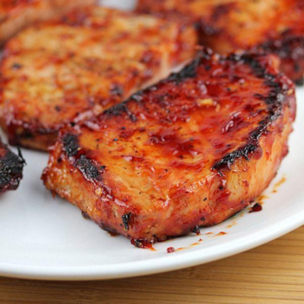 How To Cook Thick Boneless Pork Chops  How To Cook Pork Rib Chops Boneless