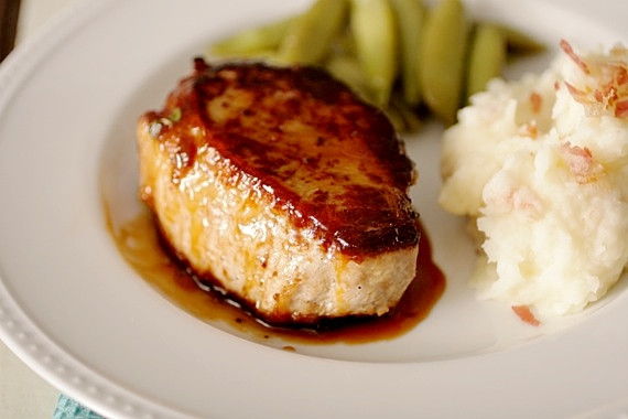 How To Cook Thick Boneless Pork Chops  Sing For Your SupperApricot Glazed Pork Chops Sing
