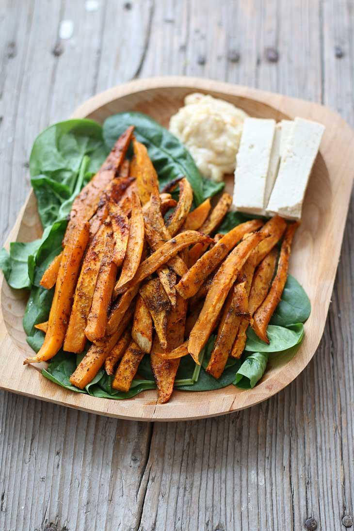 How To Cut Sweet Potato Fries  How to Make Sweet Potato Fries