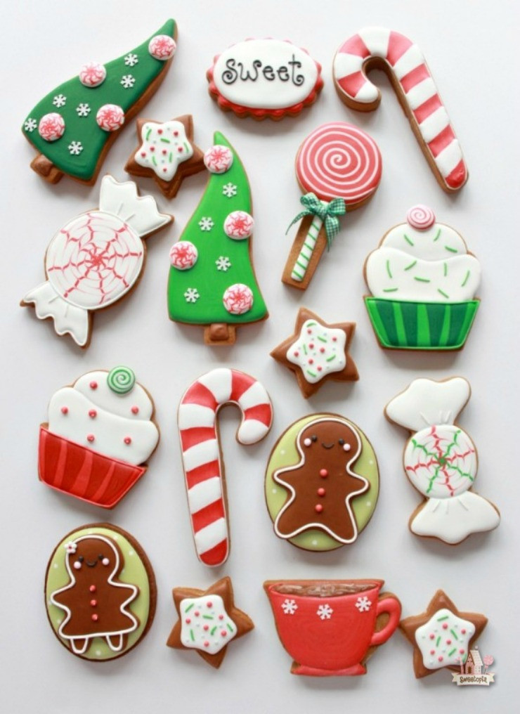 How To Decorate Christmas Cookies  Awesome Christmas Cookies to Make You Smile