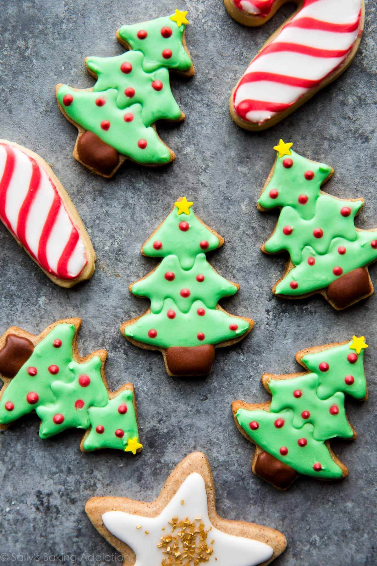 How To Decorate Christmas Cookies  1 Sugar Cookie Dough 5 Ways to Decorate Sallys Baking