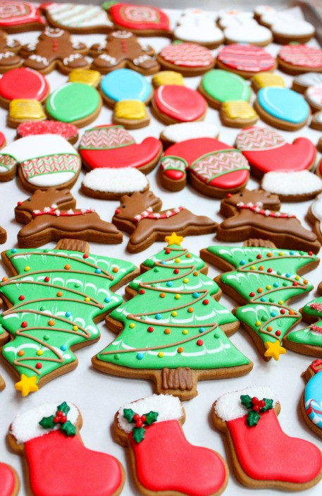 How To Decorate Christmas Cookies  Christmas Cookies