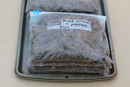 How To Defrost Ground Beef  Freezing Ground Beef A Turtle s Life for Me