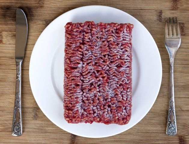 How To Defrost Ground Beef Fast  How to Quickly and Safely Defrost Frozen Meat
