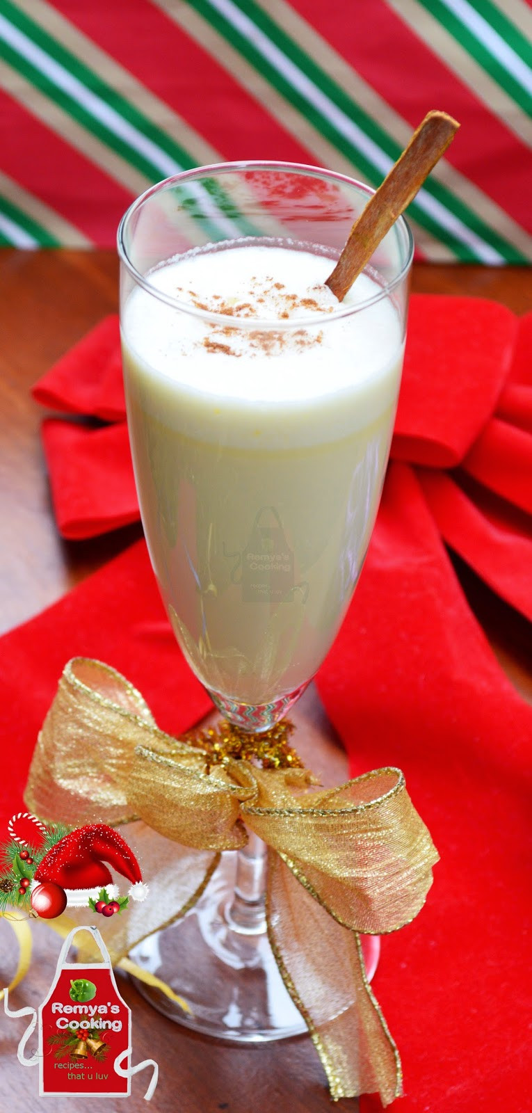 How To Drink Eggnog  Eggnog A traditional Christmas drink