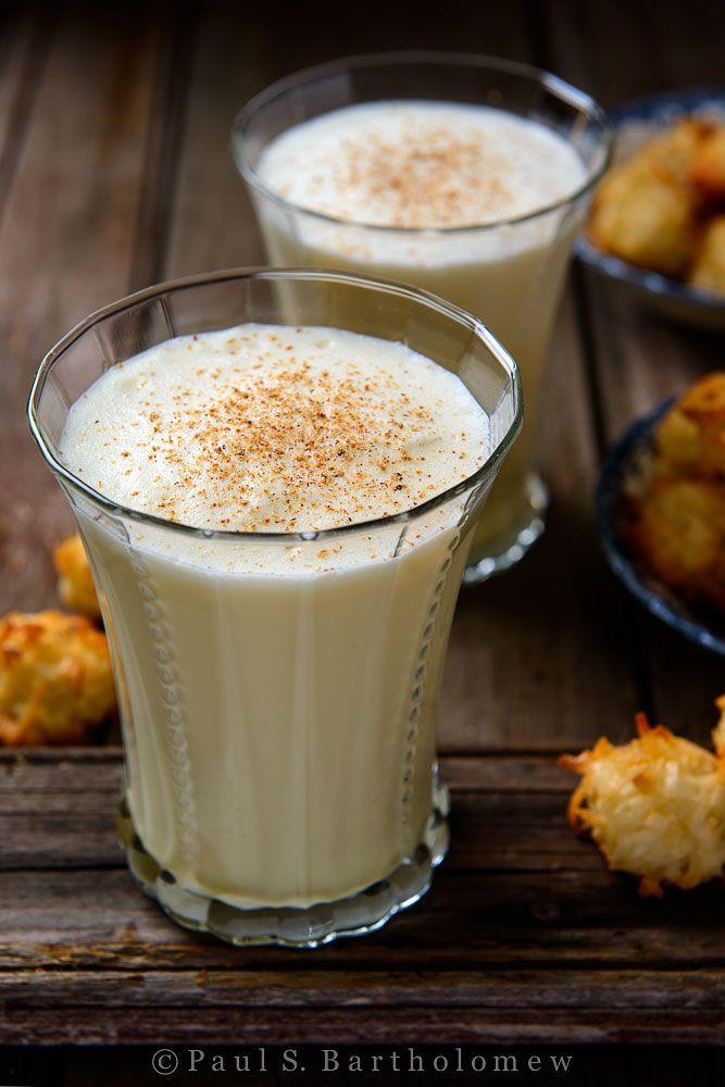 How To Drink Eggnog  Traditional Egg nog and Coconut rum on Pinterest