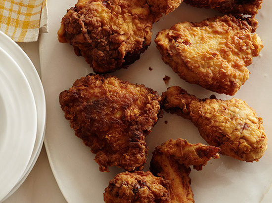 How To Fry Chicken Wings Without Flour  fried chicken without eggs or buttermilk