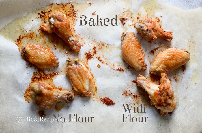 How To Fry Chicken Wings Without Flour  How Cook Crispy Chicken Buffalo Wings Bake Fry Pre