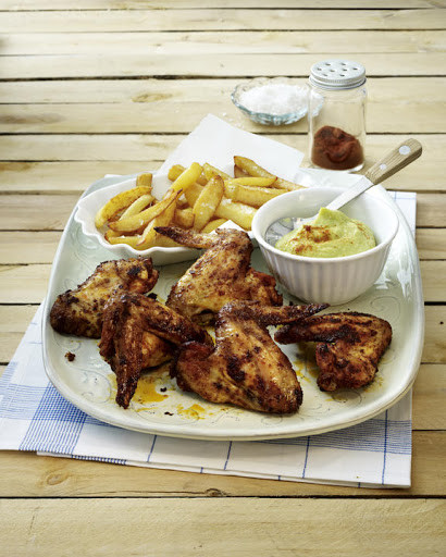 How To Fry Chicken Wings Without Flour  10 Best Fry Chicken Wings Without Flour Recipes