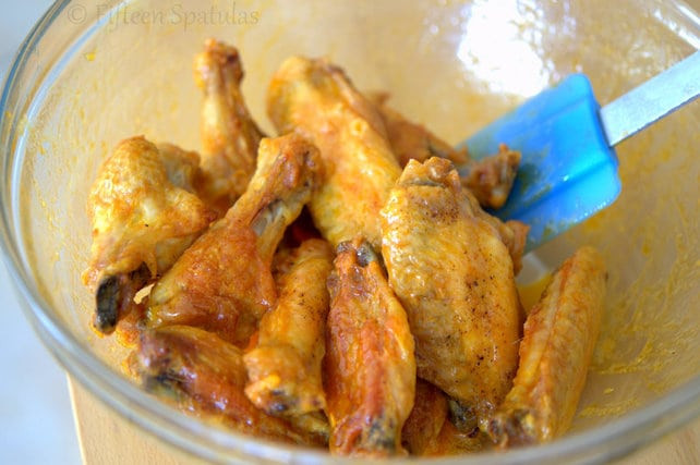 How To Fry Chicken Wings Without Flour  oven fried chicken wings without flour