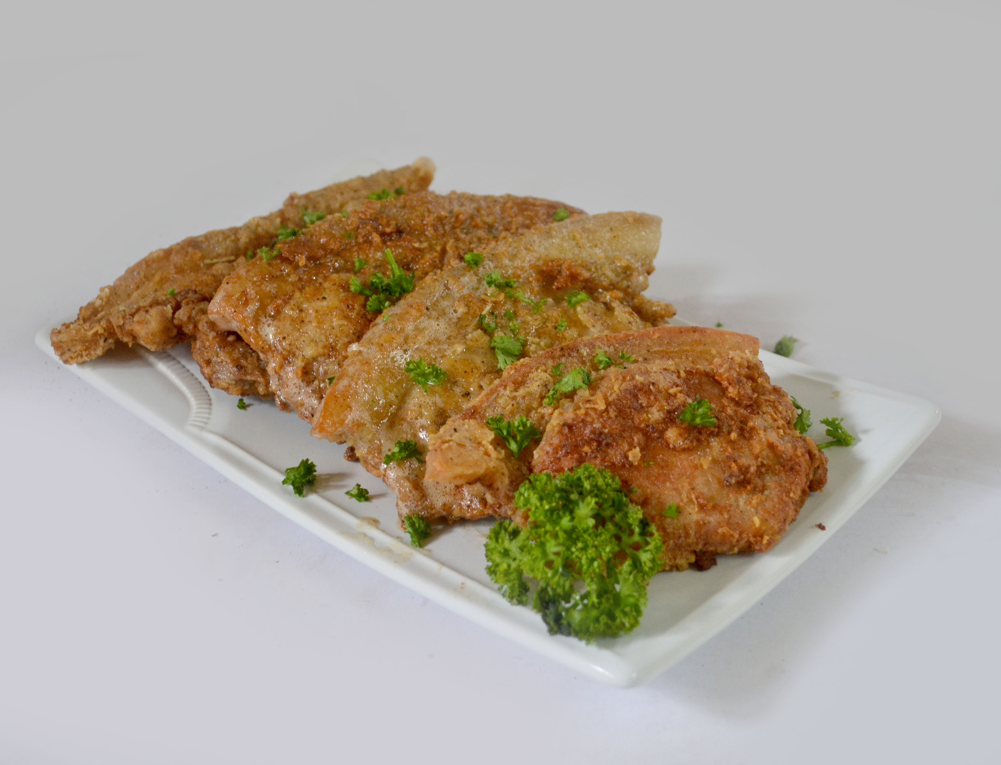 How To Fry Pork Chops On The Stove  4 Ways to Cook Pork Chops on the Stove wikiHow