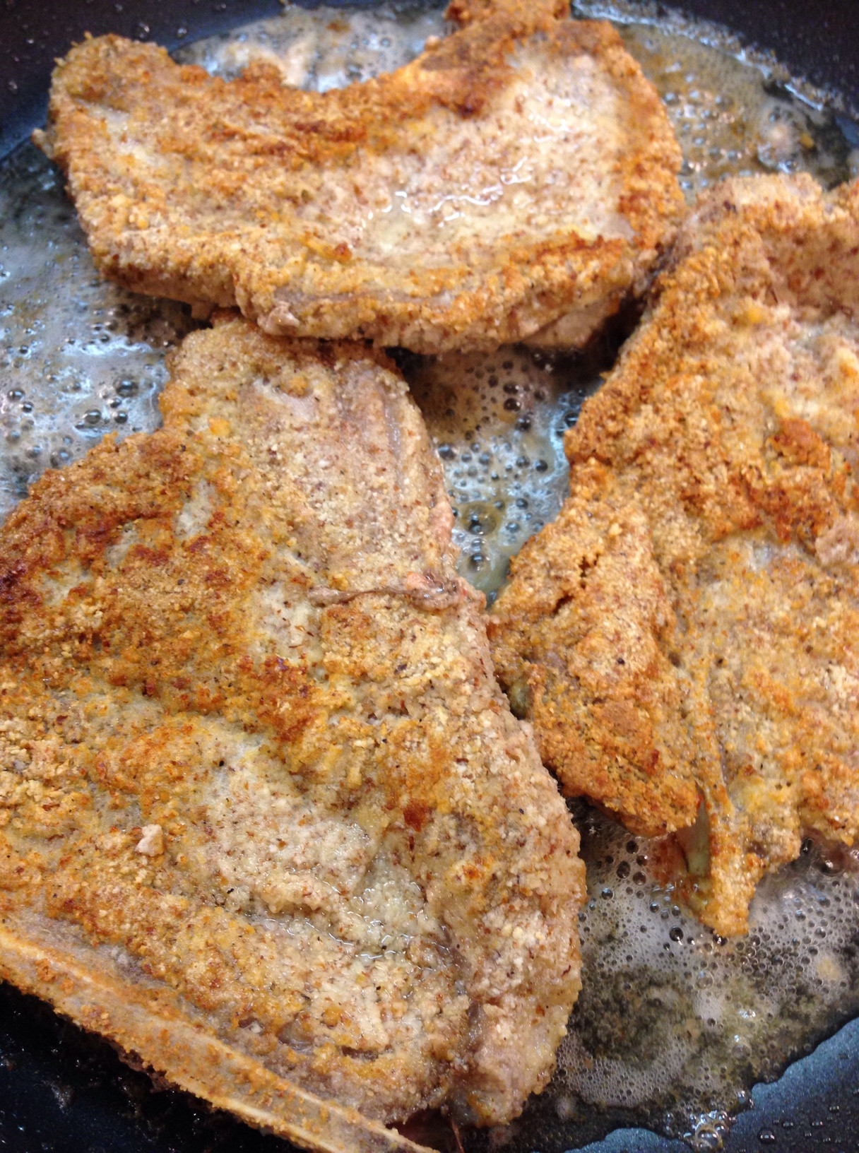 How To Fry Pork Chops Without Flour  how to fry pork chops with flour