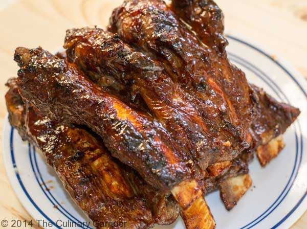 How To Grill Beef Ribs  How To Cook Barbecue Beef Ribs The Culinary Camper