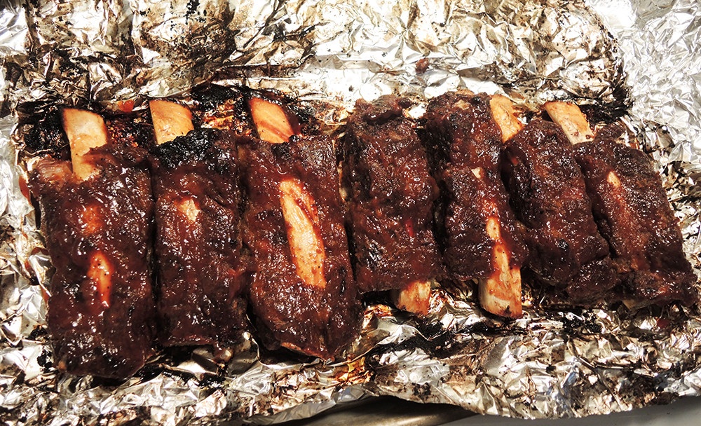 How To Grill Beef Ribs  Dry Rubbed Fall f The Bone Beef Ribs in the Oven – Man