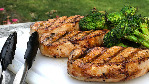 How To Grill Boneless Pork Chops  How to Grill Boneless Pork Chops