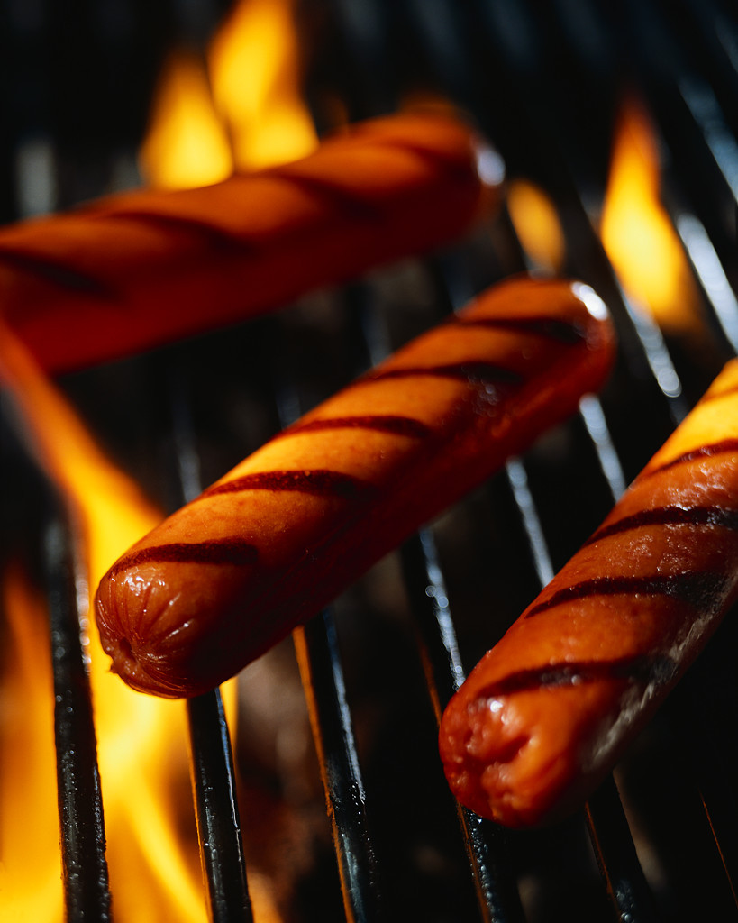 How To Grill Hot Dogs  Grilled Hotdogs