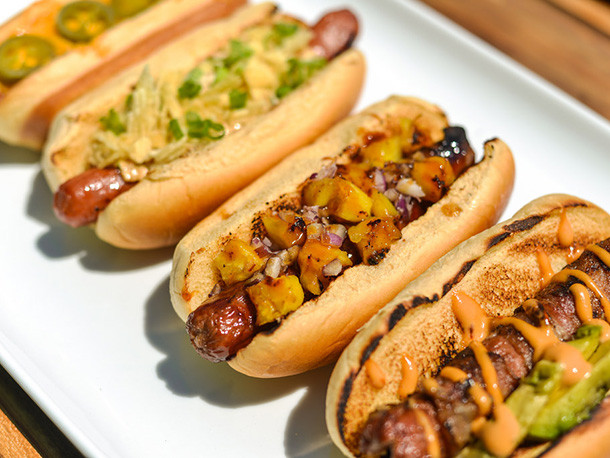 How To Grill Hot Dogs  The Best Way to Grill Hot Dogs