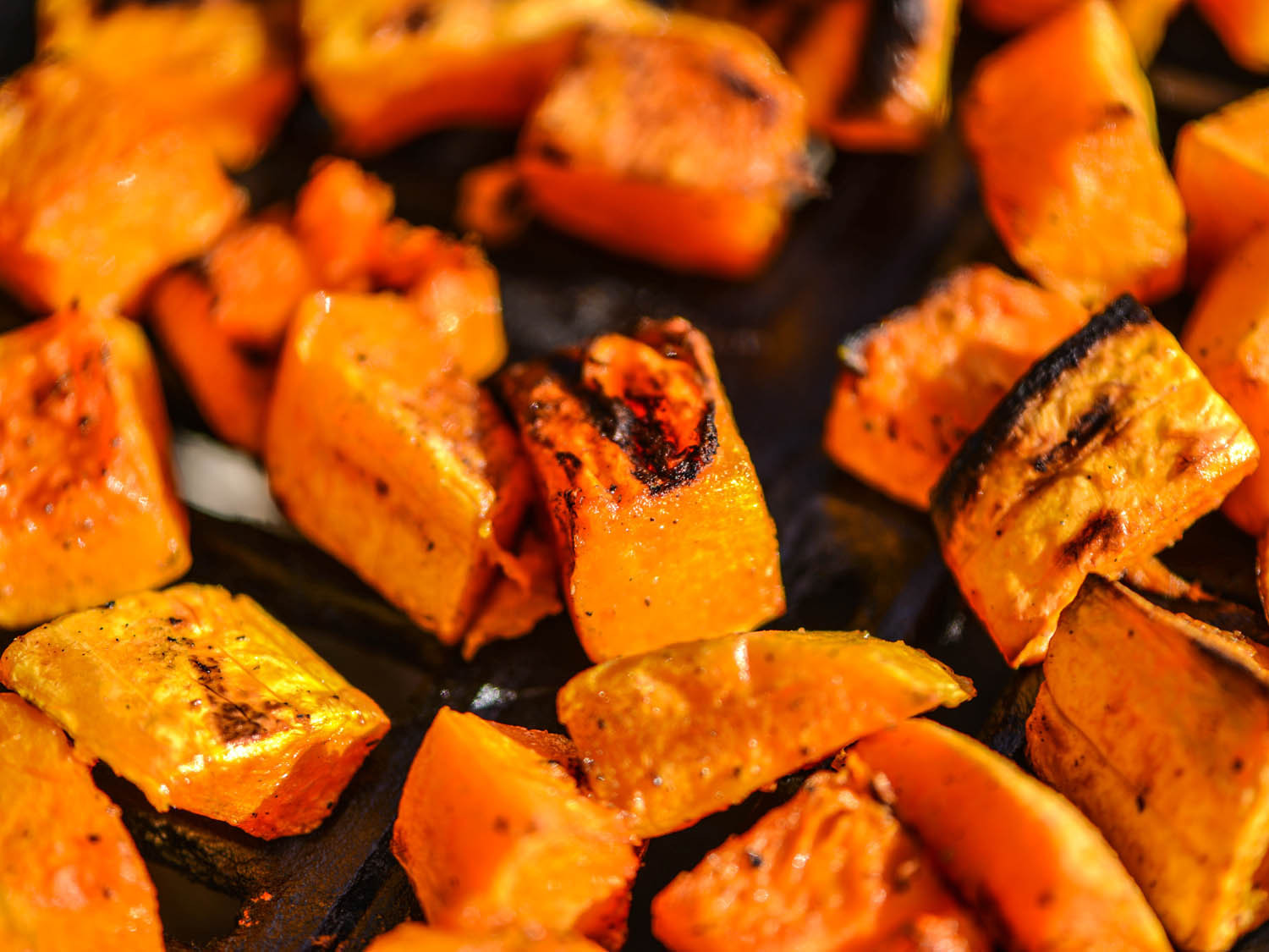 How To Grill Squash  Grilled Butternut Squash With Fresh Ricotta Pine Nuts