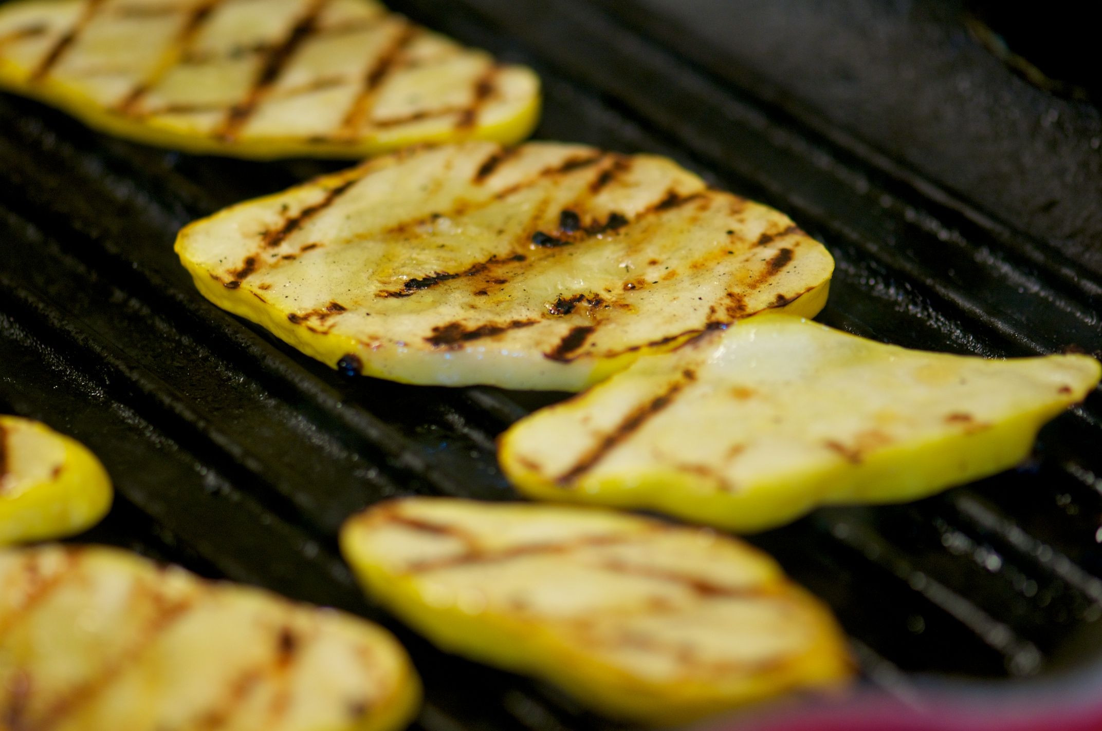 How To Grill Squash  Grilled Yellow Squash