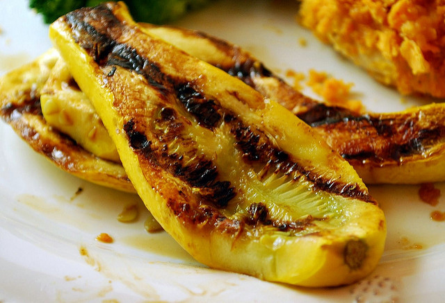 How To Grill Squash  Grilled Squash 2