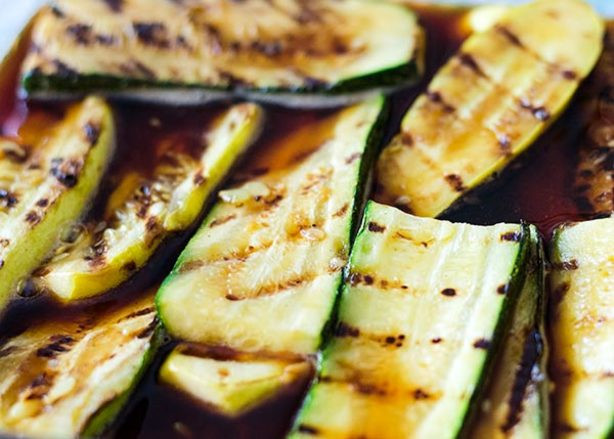 How To Grill Squash  Grilled And Marinated Summer Squash Recipe Food