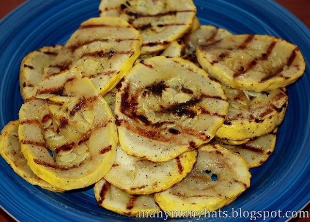 How To Grill Squash  Grilled Yellow Squash Ve ables