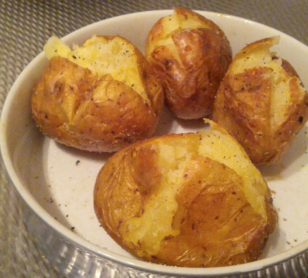How To Make A Baked Potato In The Microwave  How Do You Microwave A Baked Potato Food Republic