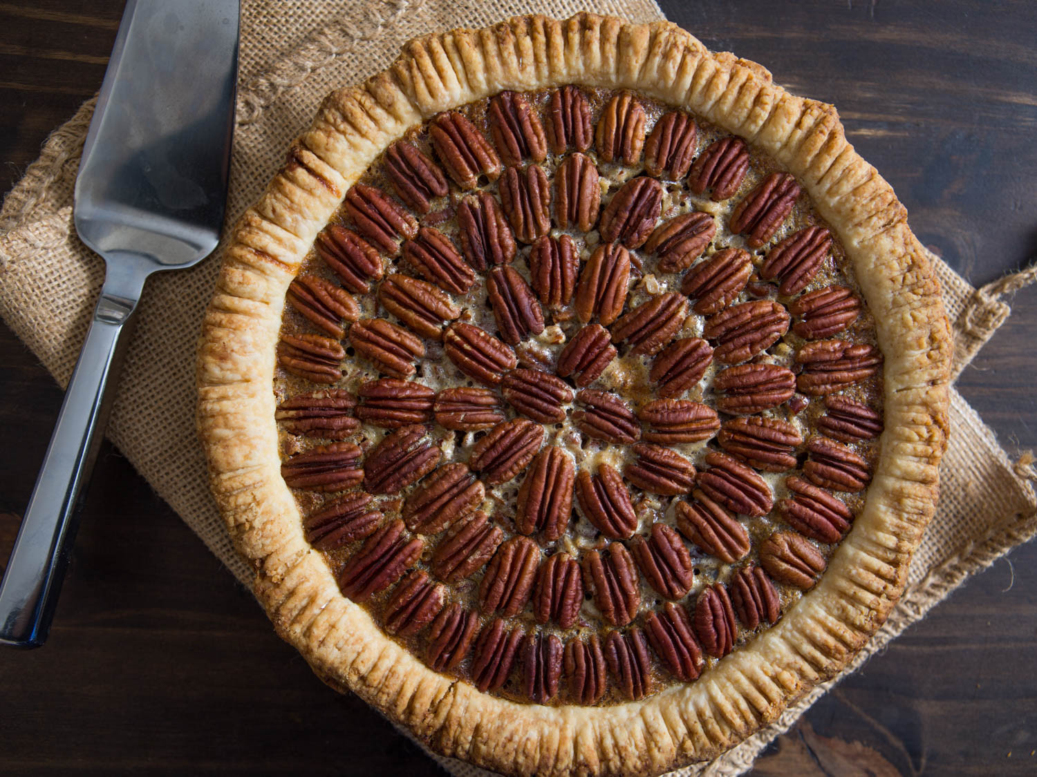 How To Make A Pecan Pie  Step by Step How to Make Pecan Pie