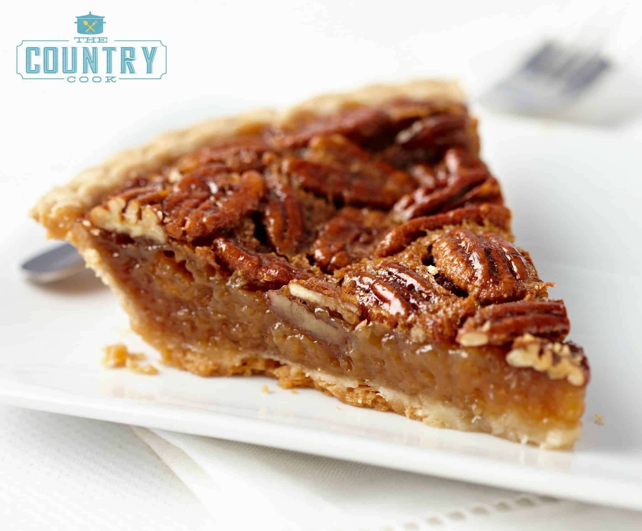 How To Make A Pecan Pie  Southern Pecan Pie The Country Cook
