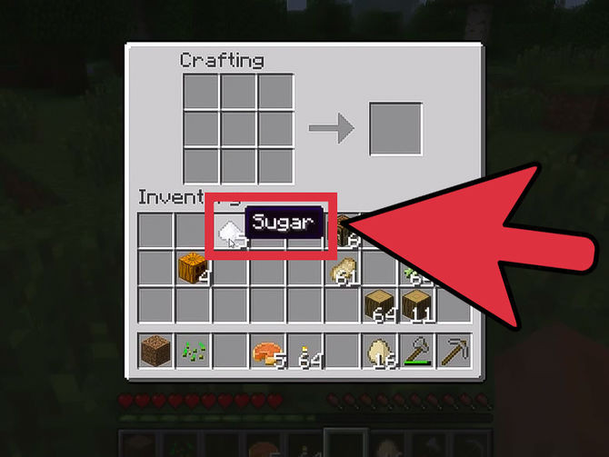 How To Make A Pumpkin Pie In Minecraft  How to Make Pumpkin Pie in Minecraft 7 Steps with