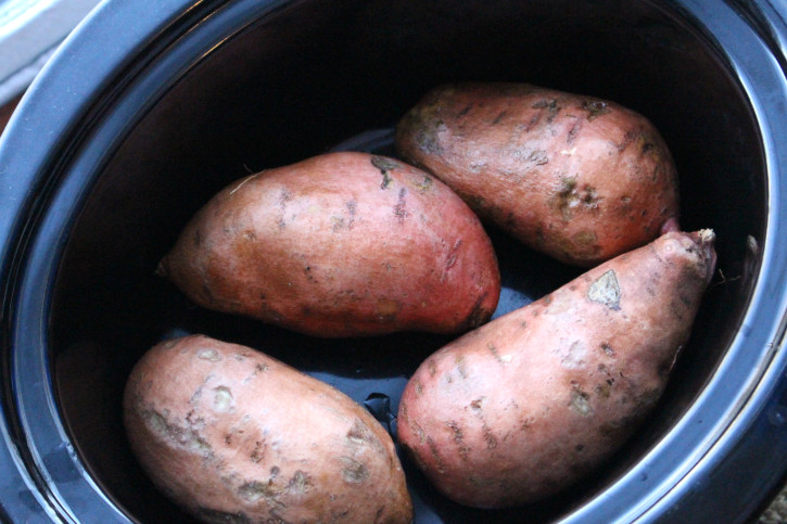 How To Make A Sweet Potato  How to make Crockpot Sweet Potatoes Family Fresh Meals