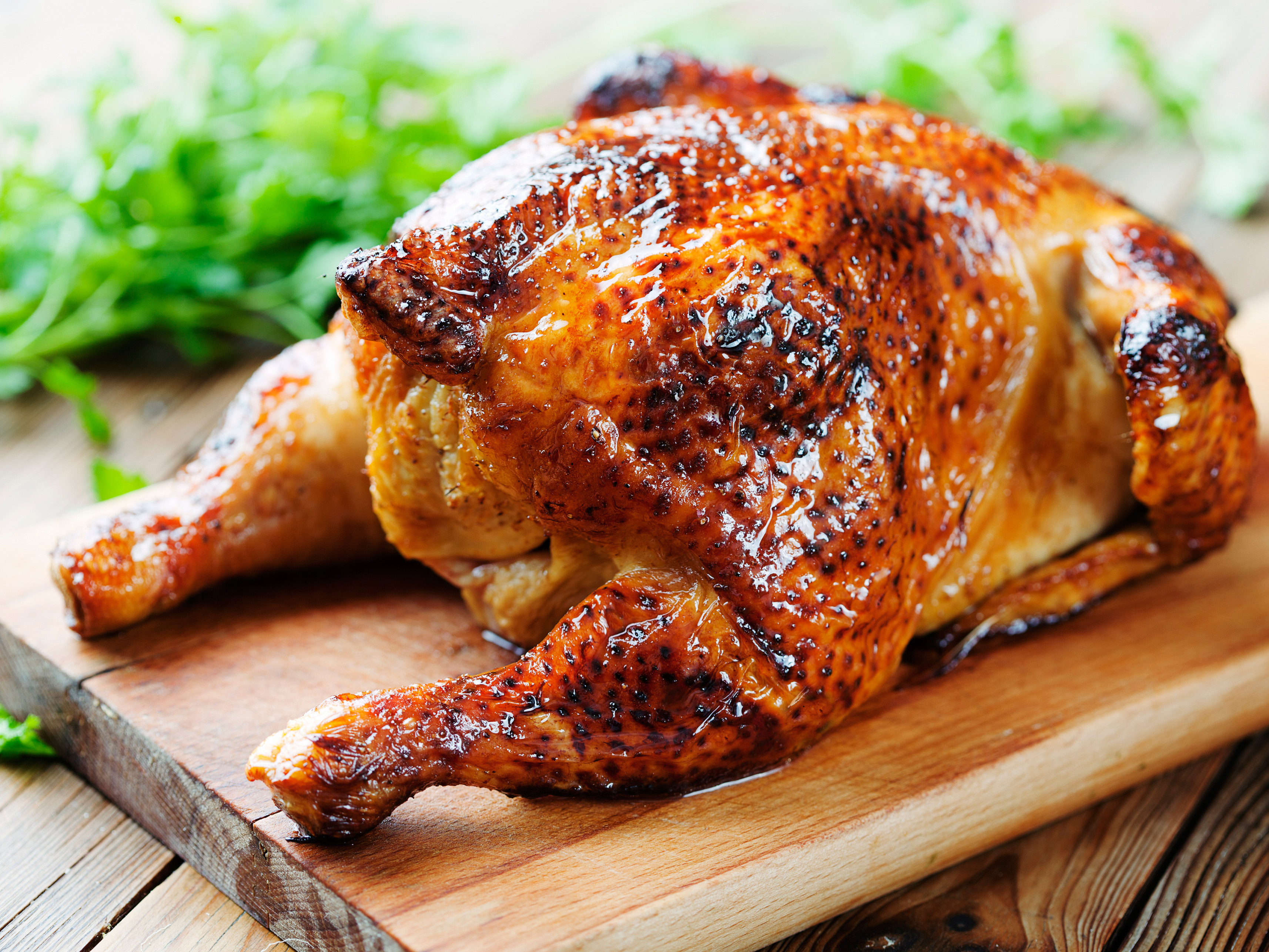How To Make Baked Chicken  In the kitchen with Kelley Roasted Chicken Easy Health