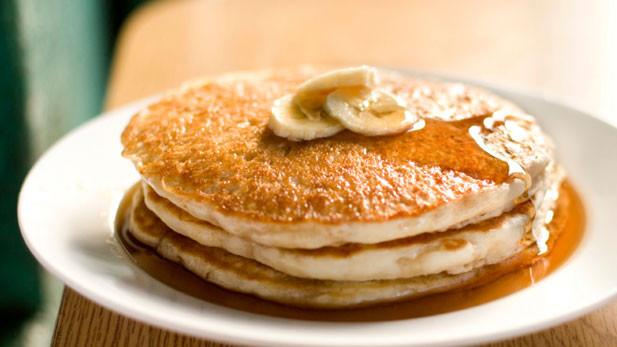 How To Make Banana Pancakes  SparkLife How to Make Banana Pancakes