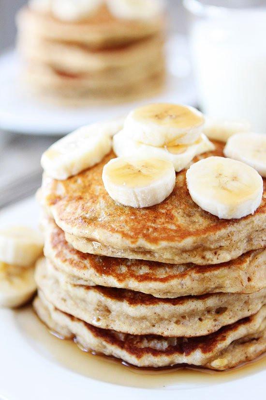 How To Make Banana Pancakes  Easy Banana Pancakes
