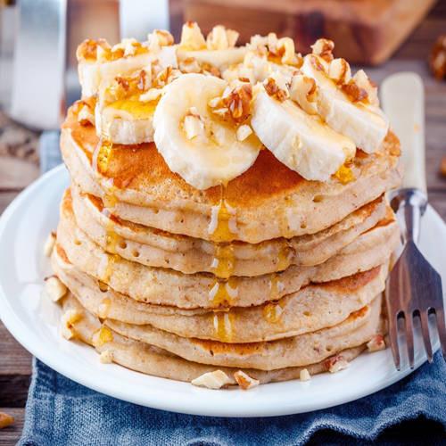 How To Make Banana Pancakes  Banana Pancake Recipe Quick Banana Pancake Recipe