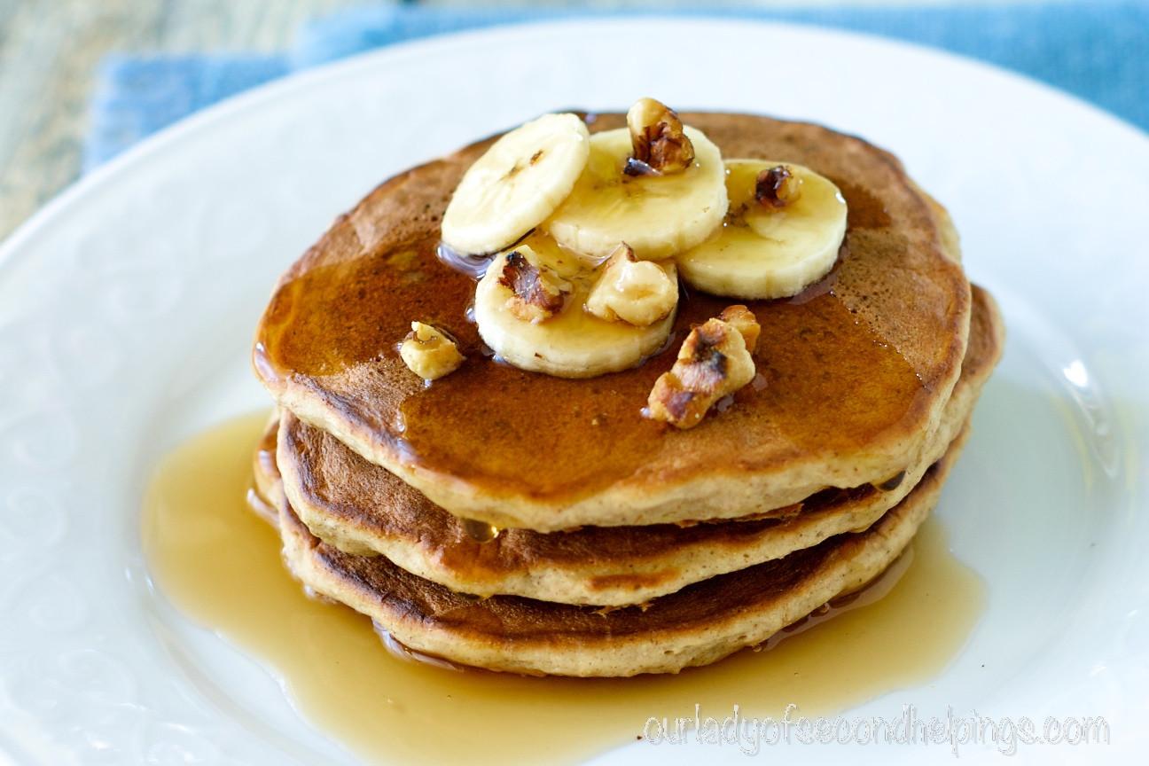 How To Make Banana Pancakes  WeekendWarriorMag