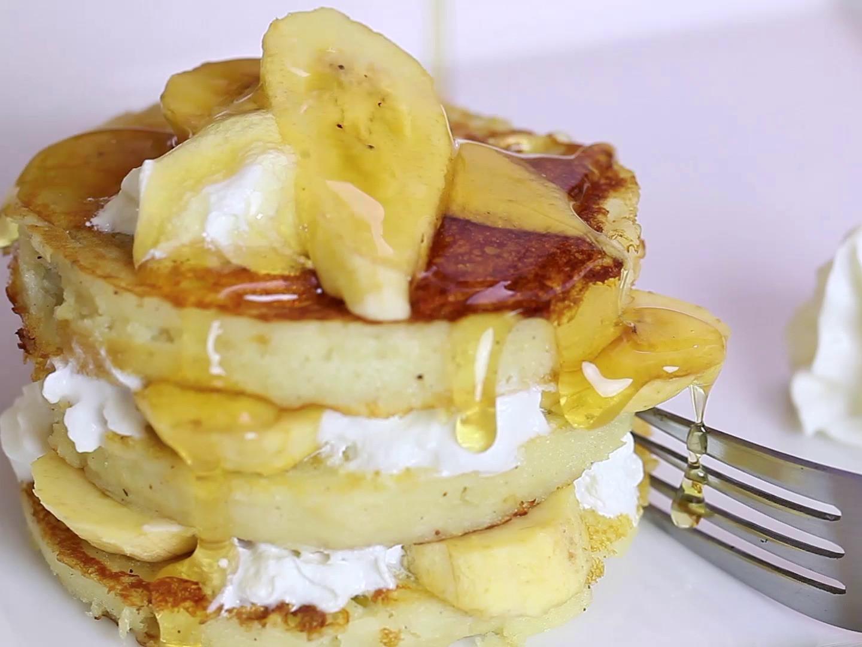 How To Make Banana Pancakes  How to Make Banana Pancakes 7 Steps with wikiHow