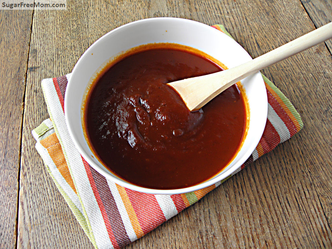 How To Make Bbq Sauce  Homemade Barbecue Sauce Refined Sugar Free
