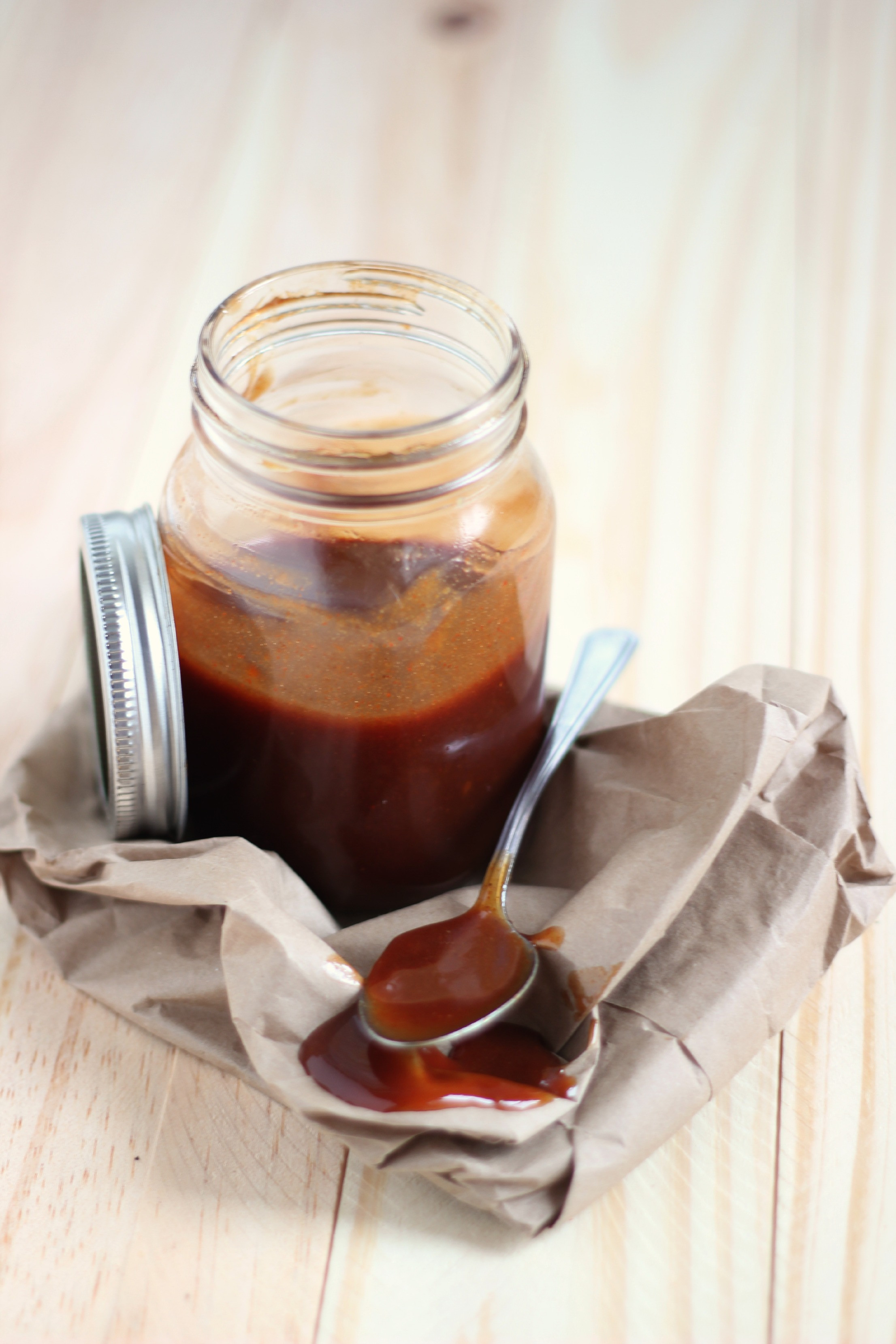 How To Make Bbq Sauce From Scratch  Homemade Barbecue Sauce…from SCRATCH – Purple House Café
