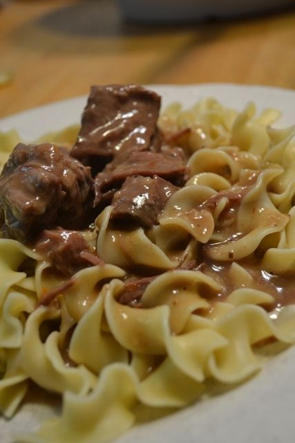 How To Make Beef And Noodles  17 Best ideas about Beef And Noodles on Pinterest