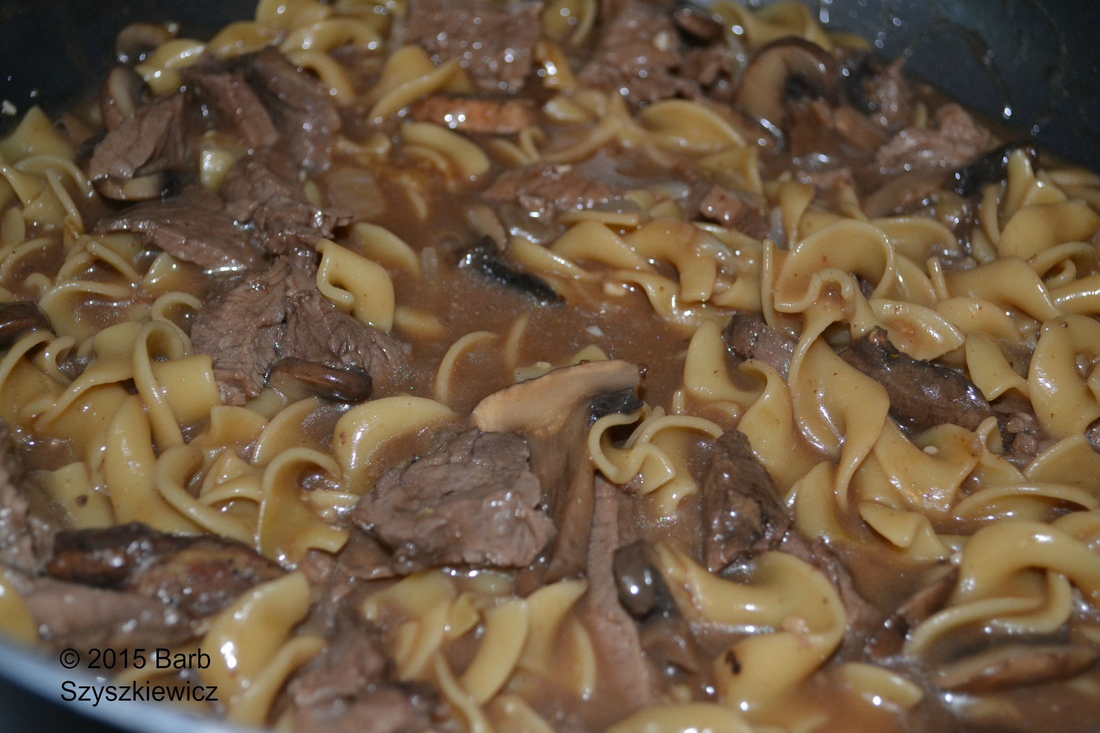 How To Make Beef And Noodles  e Pot Beef and Noodles with Mushrooms – Cook and Count