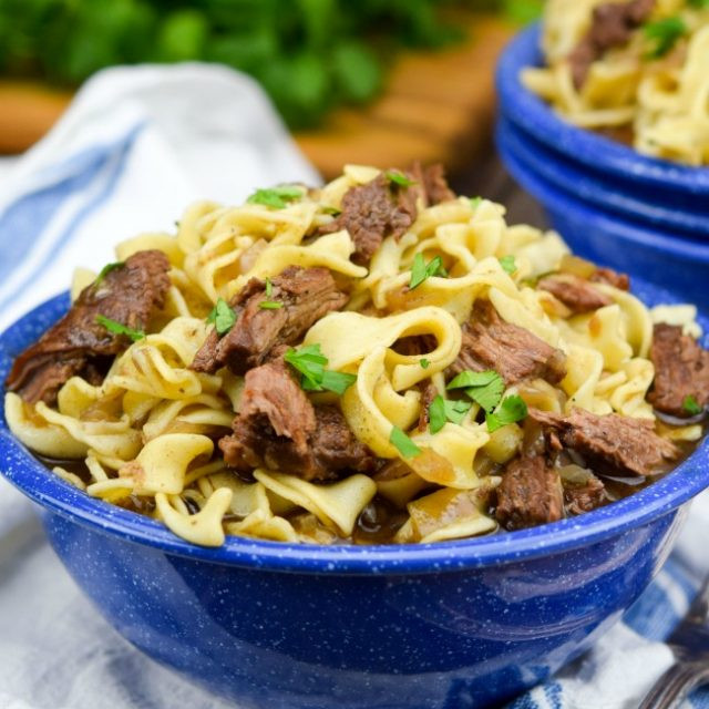 How To Make Beef And Noodles  Beef and Noodles Gonna Want Seconds