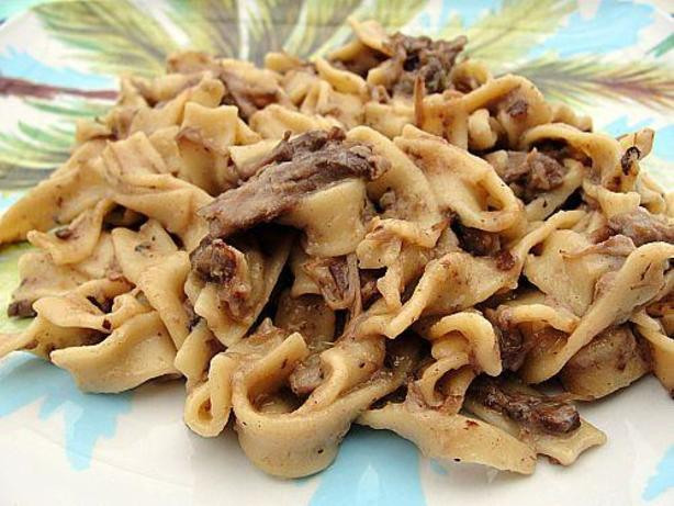How To Make Beef And Noodles  Crock Pot Beef And Noodles Recipe Food