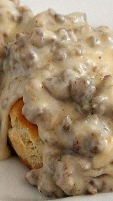 How To Make Breakfast Gravy  Check out Simple Sausage Gravy and Biscuits It s so easy