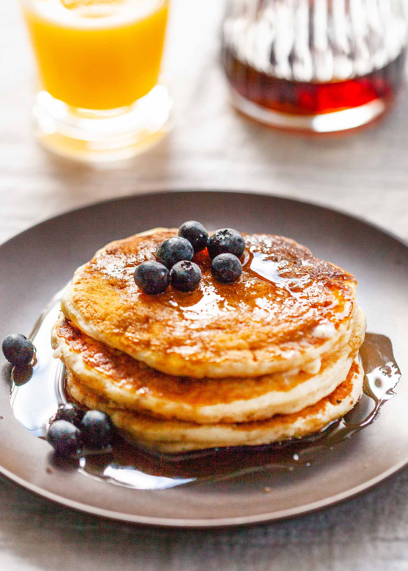 How To Make Buttermilk Pancakes  How to Make Fluffy Buttermilk Pancakes Recipe