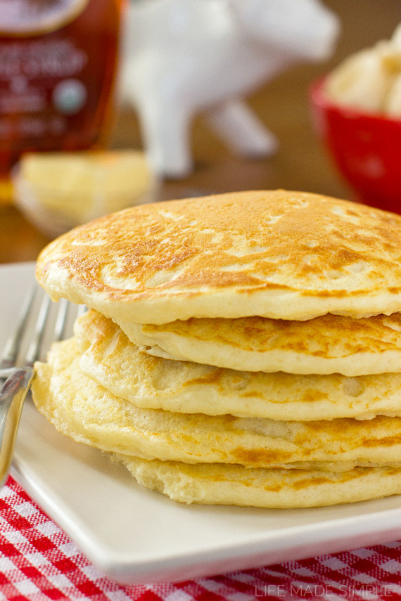 How To Make Buttermilk Pancakes  Butter 991 ALL NEW HOW TO MAKE BUTTERMILK PANCAKES FROM
